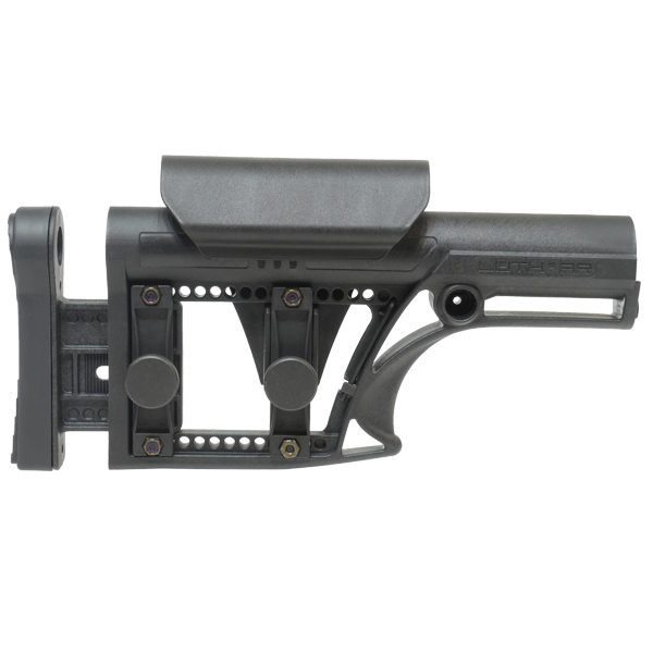 Upgrading/Replacing a PSA AR10 Stock - Out of Battery